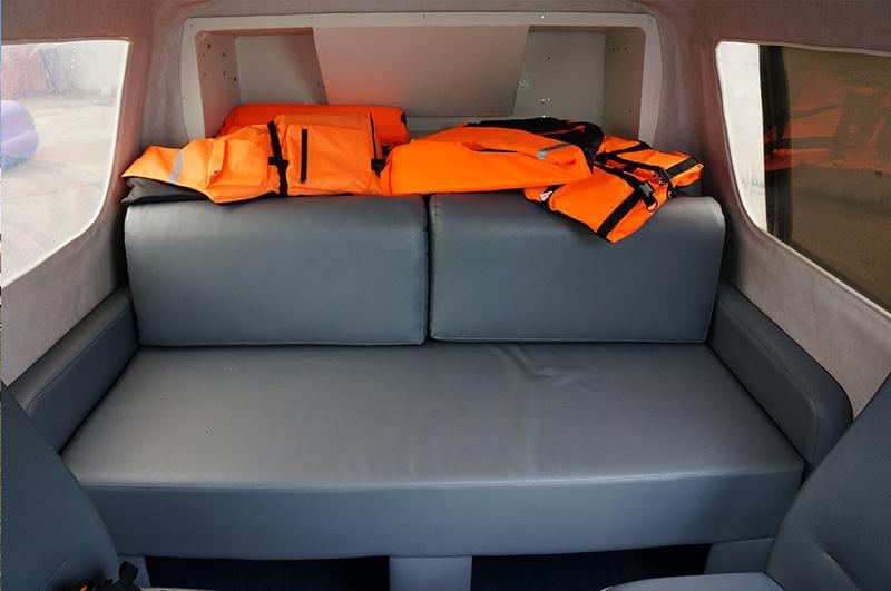 Судно на воздушной подушке Аэроджет  8